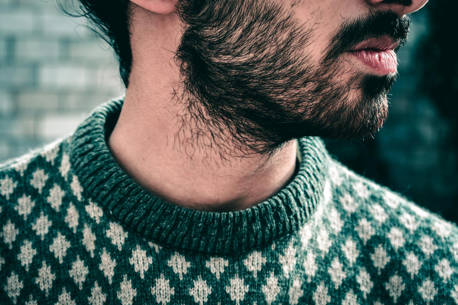 solution pousse barbe